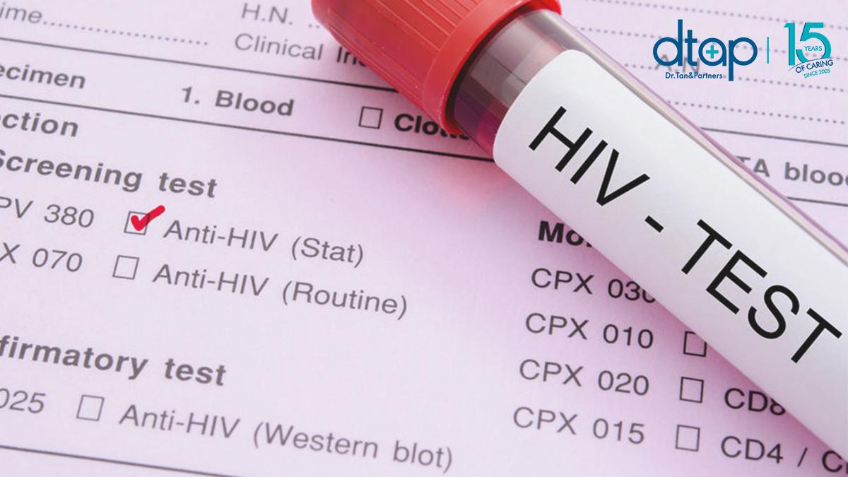 4th Generation HIV Testing