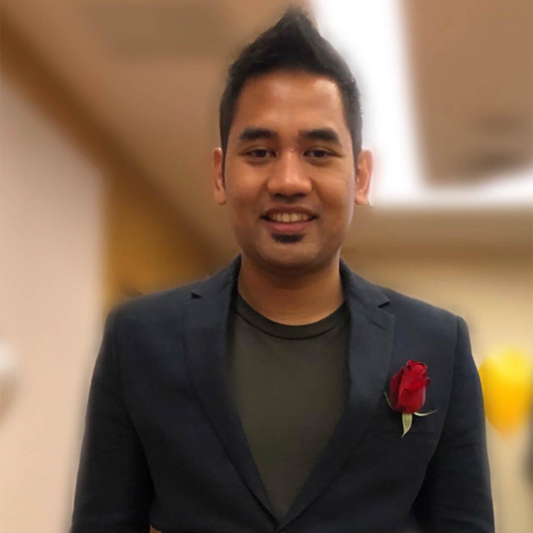 Dr Mohd Imran